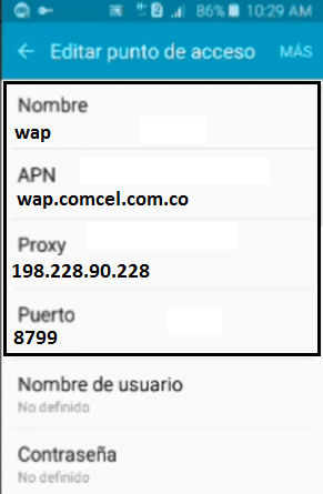 tener internet gratis apk claro wap colombia android