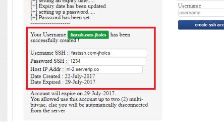 ver netflix con ssh http injector