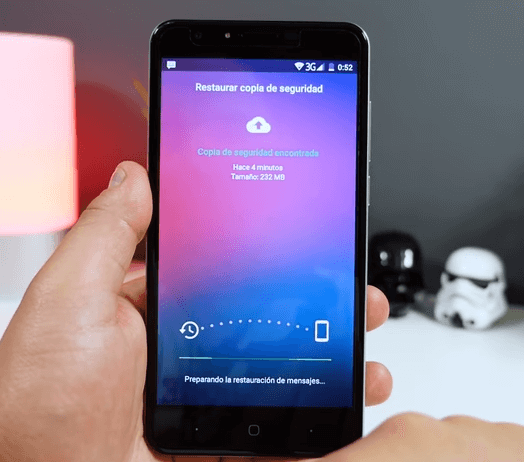 volver whatsapp transparente en android sin root