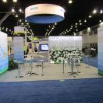 Panoramic Display Medday at AAN Show front view