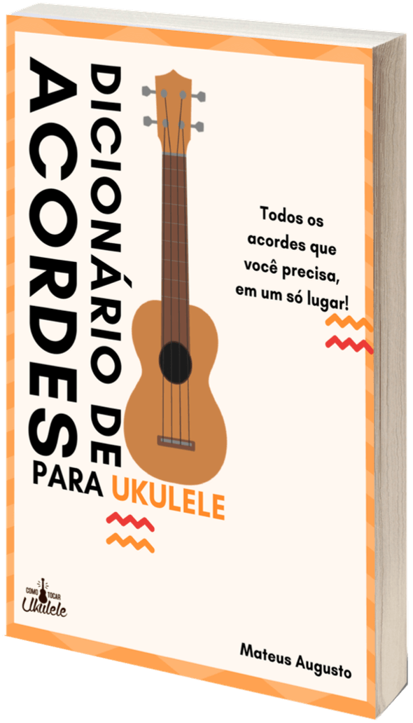 DICIONario de acordes para ukulele