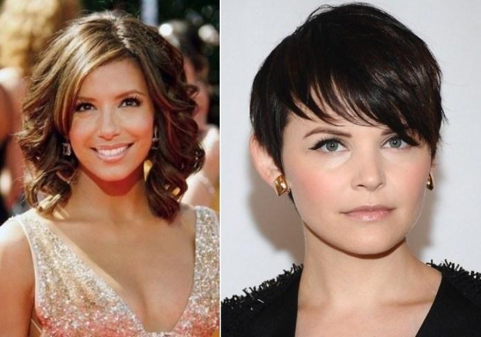 Peinados de famosas
