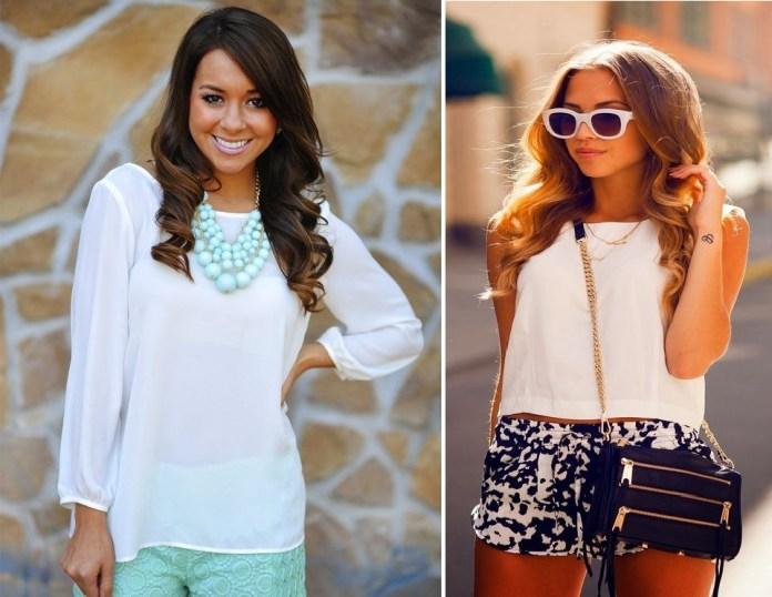 Shorts en colores para verano