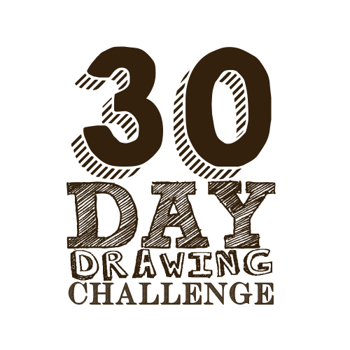 4th Annual 30-Day Drawing Challenge!