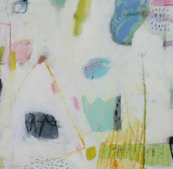 ABSTRACT PAINTING WORKSHOP with Lucy Schappy