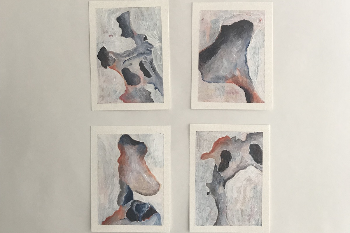 Lupine Art Studio: Acrylic Painting 2 - Lines, Movement & Kandinsky
