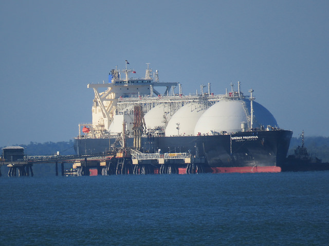 LNG, Fracking, and the Comox Valley Connection