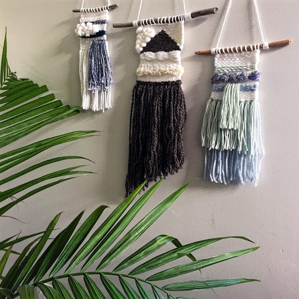 Weaving Intro with Samantha Cheong