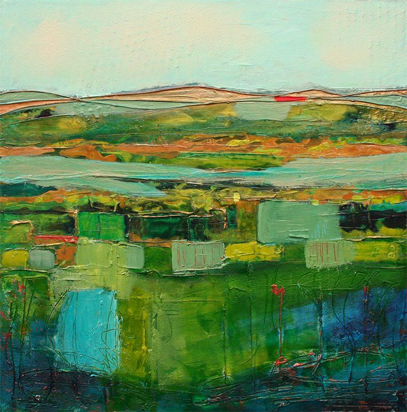 Contemporary Landscape Painting Workshop