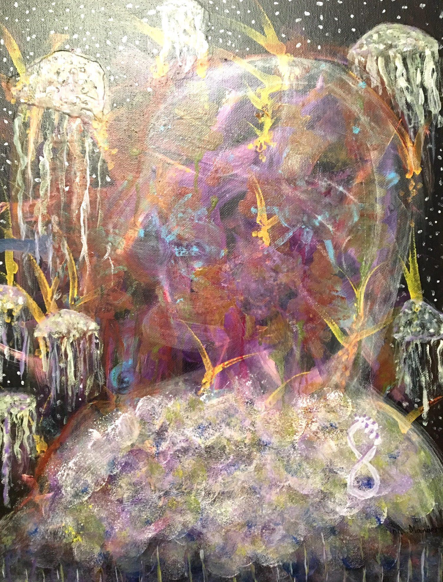 Create Balance by Tina Manders