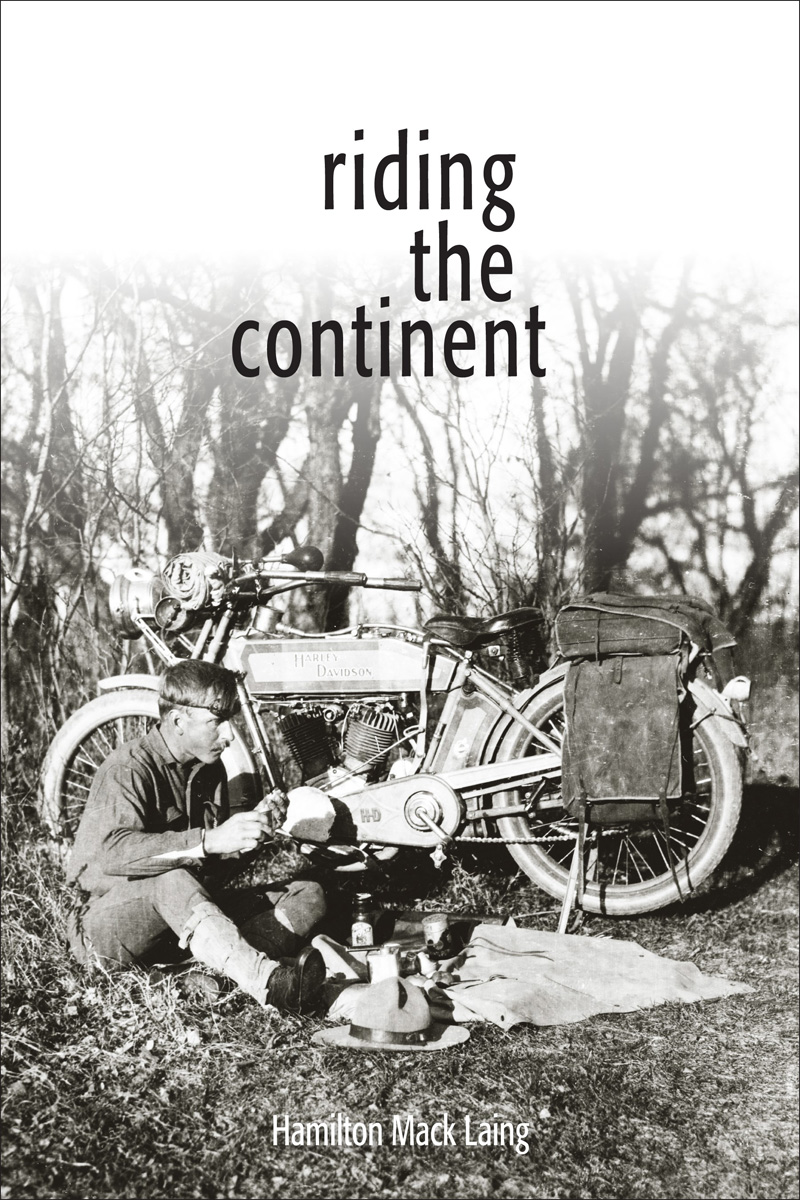 Lecture:  Riding the Continent
