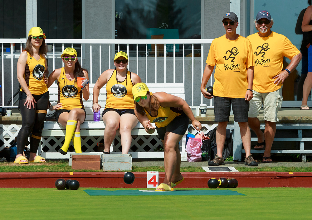 Lupine Art & Friends Charity Lawn Bowling Day