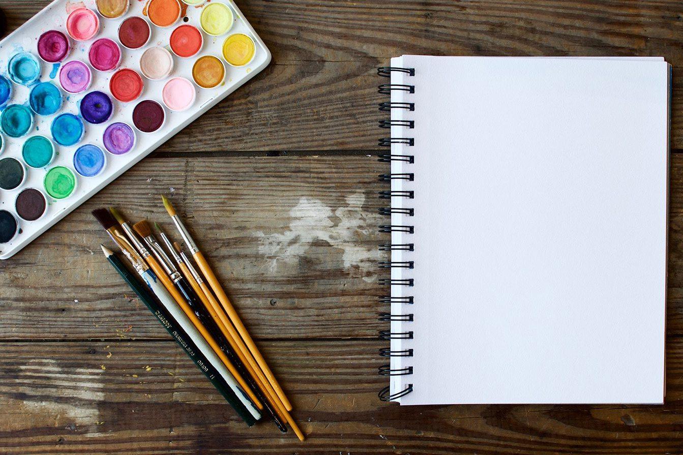 Very Beginner Watercolour Workshop