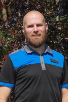 Mike Espey - Parts Manager