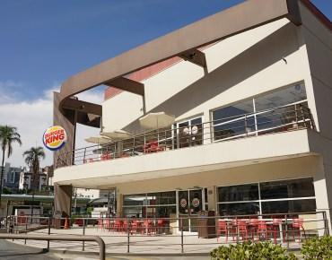 Burger King - Gastronomia