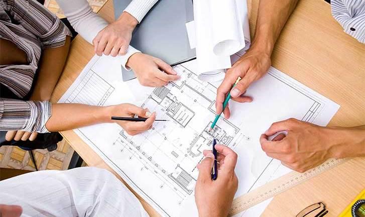 arquiteto e engenheiro