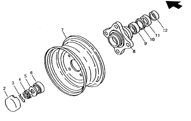 Tractor Parts for John Deere Compact Tractors