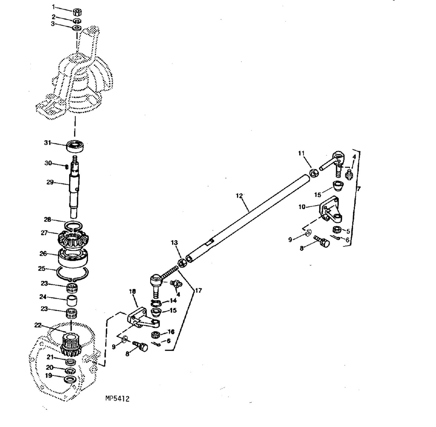 John Deere 955 Parts Diagram, John, Get Free Image About
