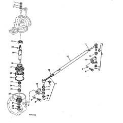 John Deere 455 Pto Wiring Diagram Wiper Motor Chevrolet Rear Axle - Imageresizertool.com
