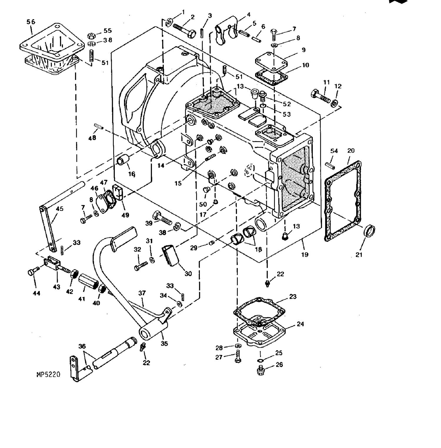 Clutch Parts for John Deere Compact Tractors