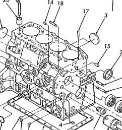 2nd camshaft bearing needle bearing  [ 1500 x 1099 Pixel ]