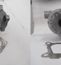 5 bolt turbocharger [ 4000 x 1500 Pixel ]