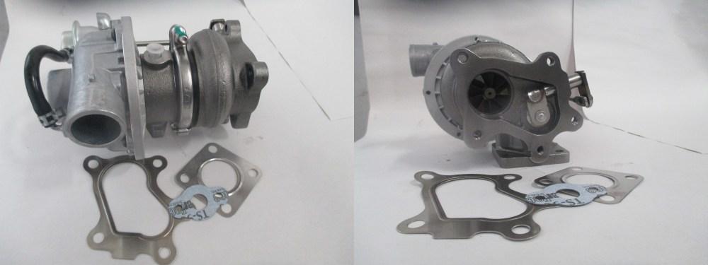 medium resolution of 5 bolt turbocharger