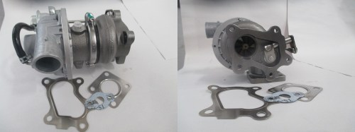 small resolution of 5 bolt turbocharger