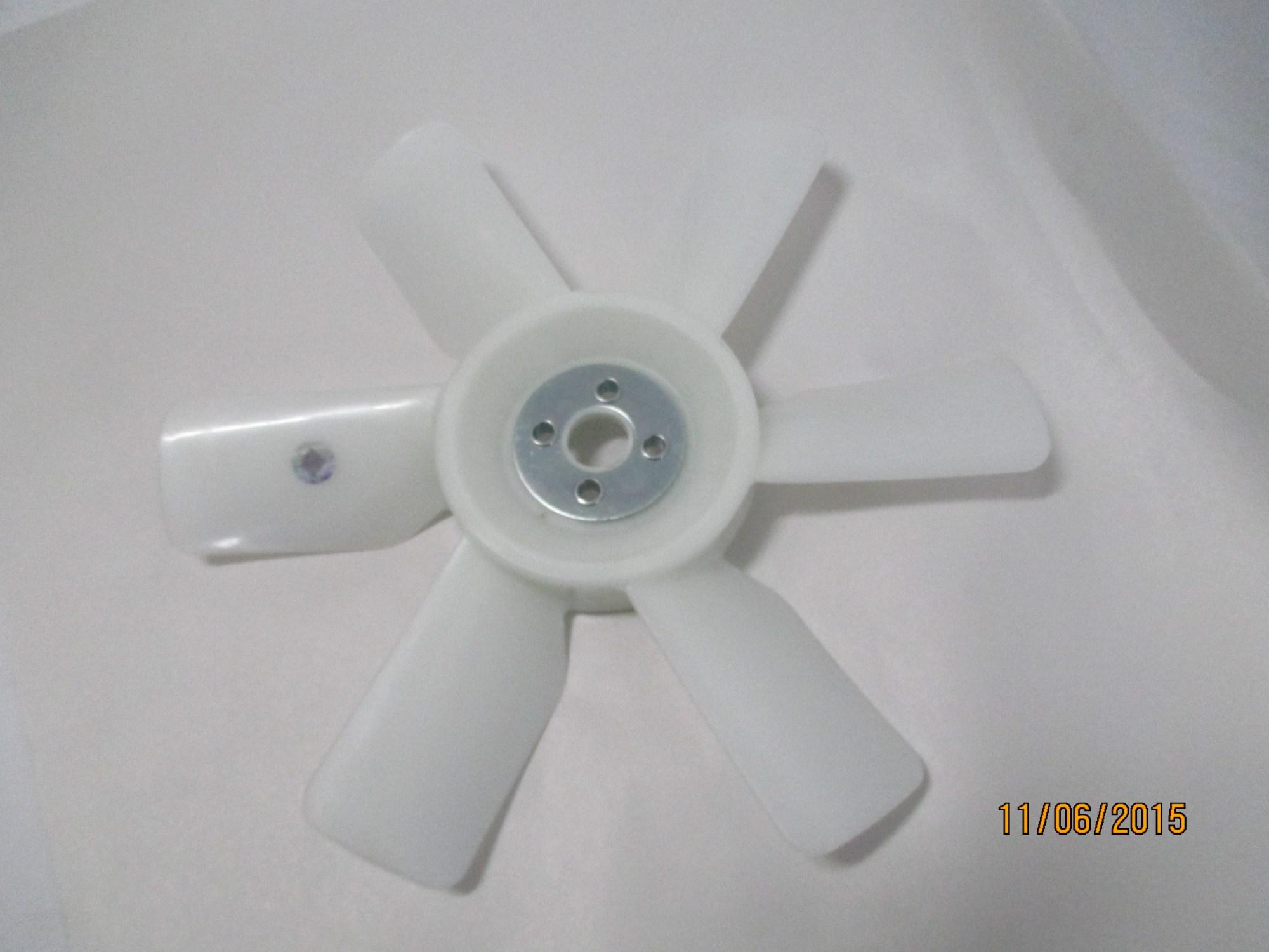 hight resolution of 6 blade fan