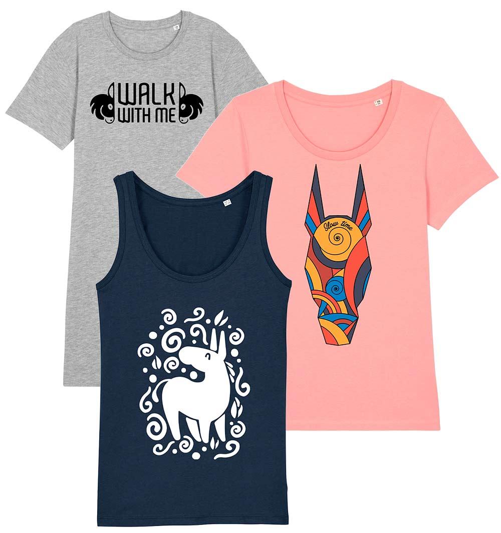 Abbigliamento sostenibile donna