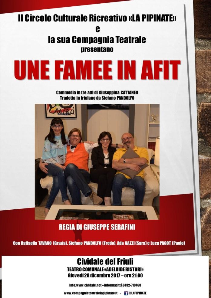 Poster-replica-une-famee-in-afit-Cividale-del-Friuli