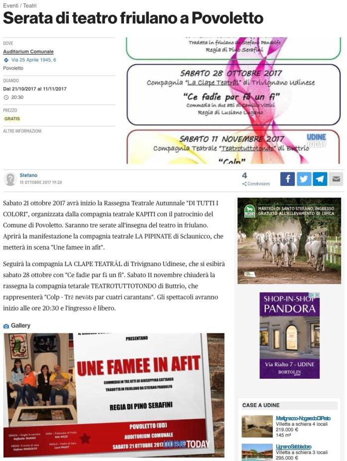 articolo-udine-today-une-famee-in-afit-compagnia-teatrale-la-pipinate-replica-povoletto