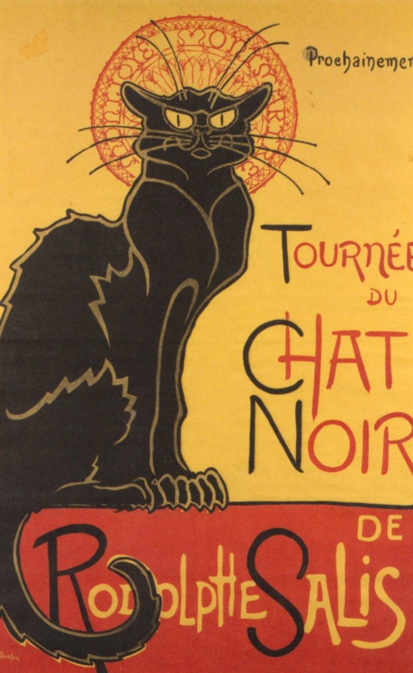 Topic des chats - Page 8 Steinlein-chatnoir
