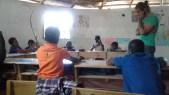 branca en classe