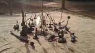sculptures maternelles djarama
