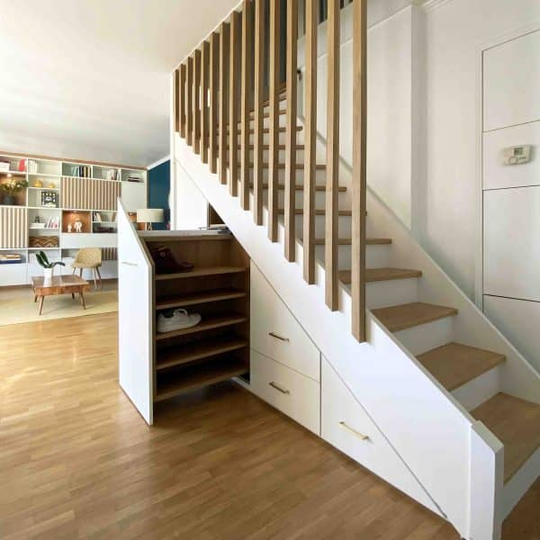 https www compagniedesateliers com inspiration amenagement sous escalier