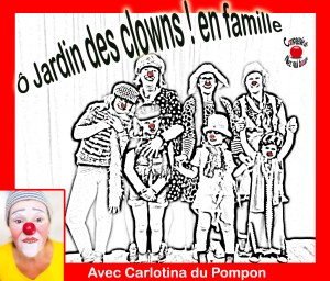 Atelier clown parents/enfants Annecy