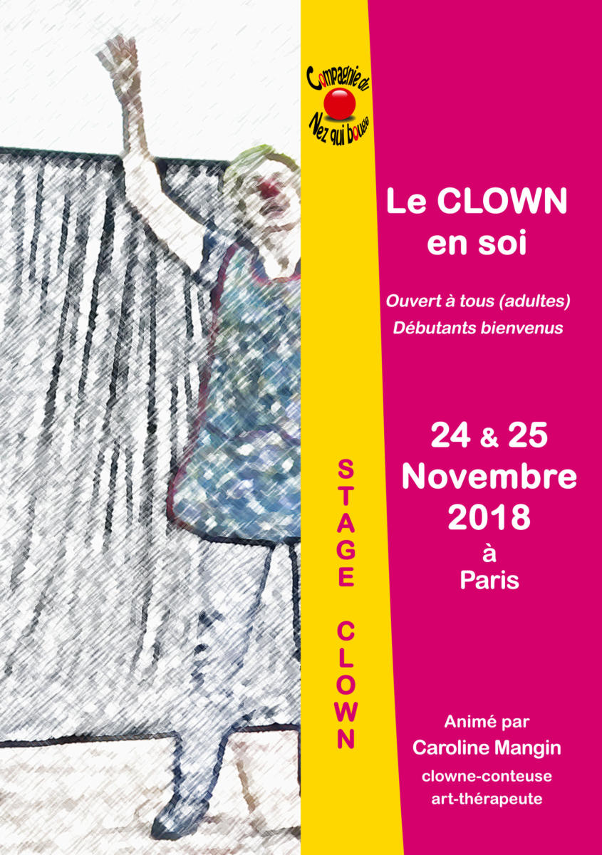 Stage Clown en soi -nov 2018 -Recto-web