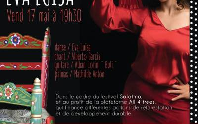 17 mai 2019 – Lyon Tablao Flamenco