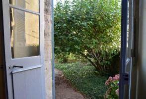 Manoir - fenêtre de la cuisine