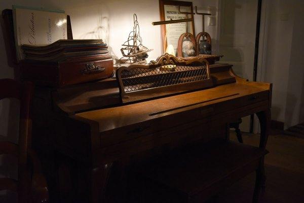 Le piano de saloon