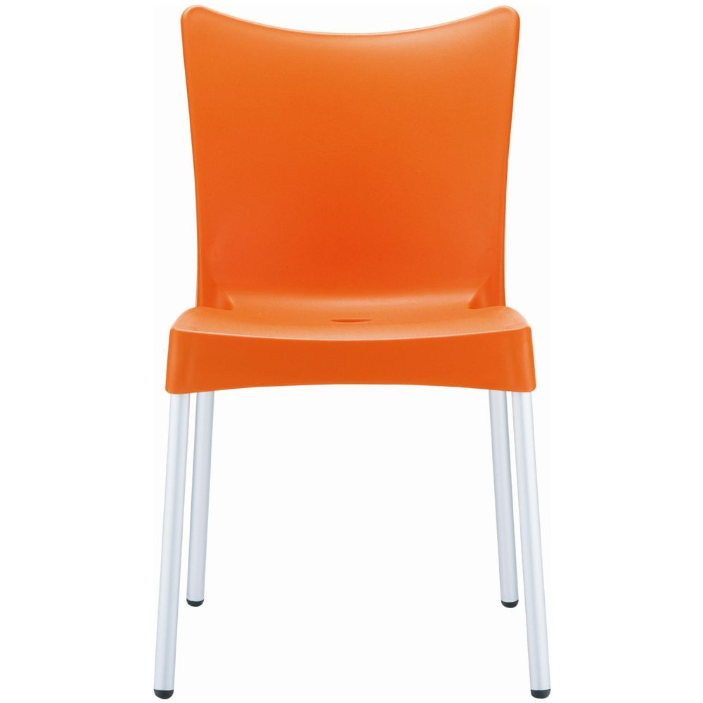 Compamia  Juliette Resin Dining Chair Orange ISP045ORA