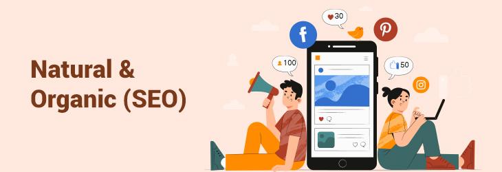 Natural & Organic SEO Services UK