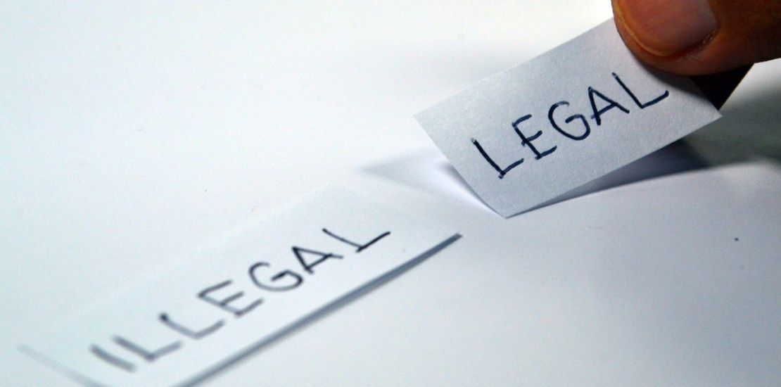 Illegal employment contracts