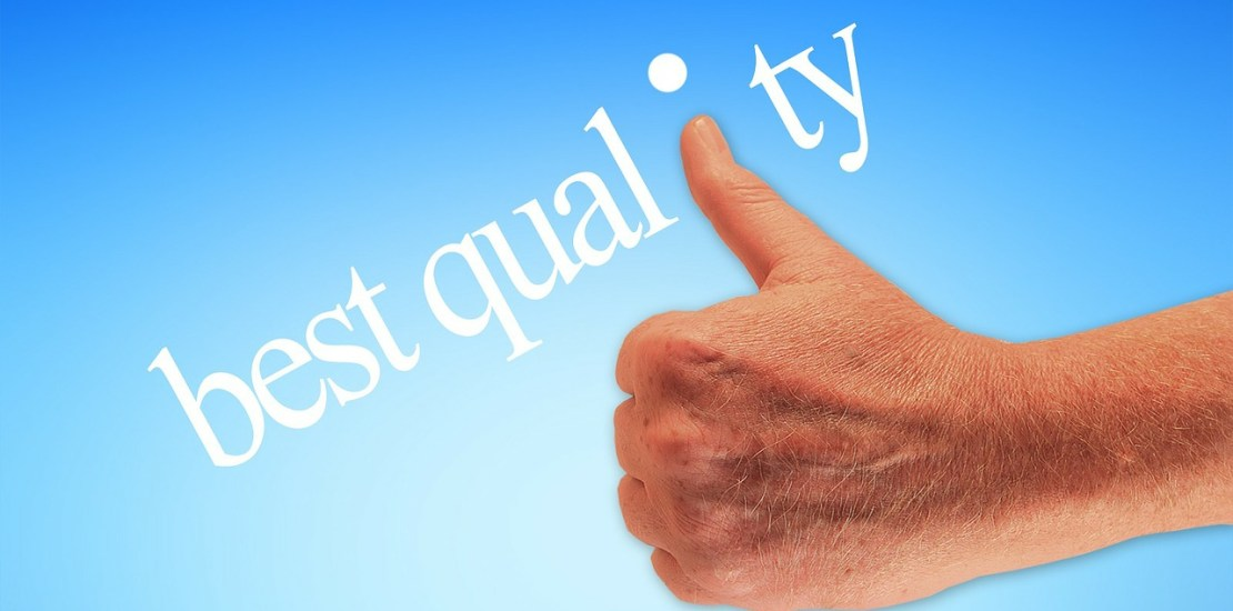Best quality value proposition