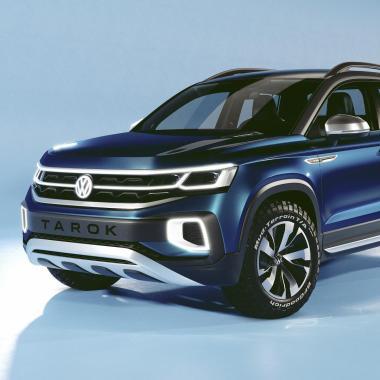 New Model News; Volkswagen Tarok