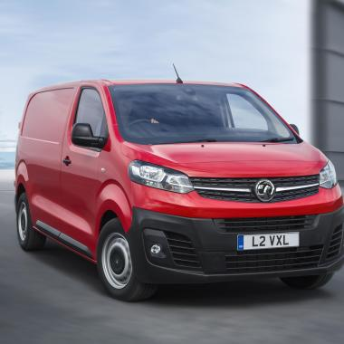 New Vauxhall Vivaro launched April 30