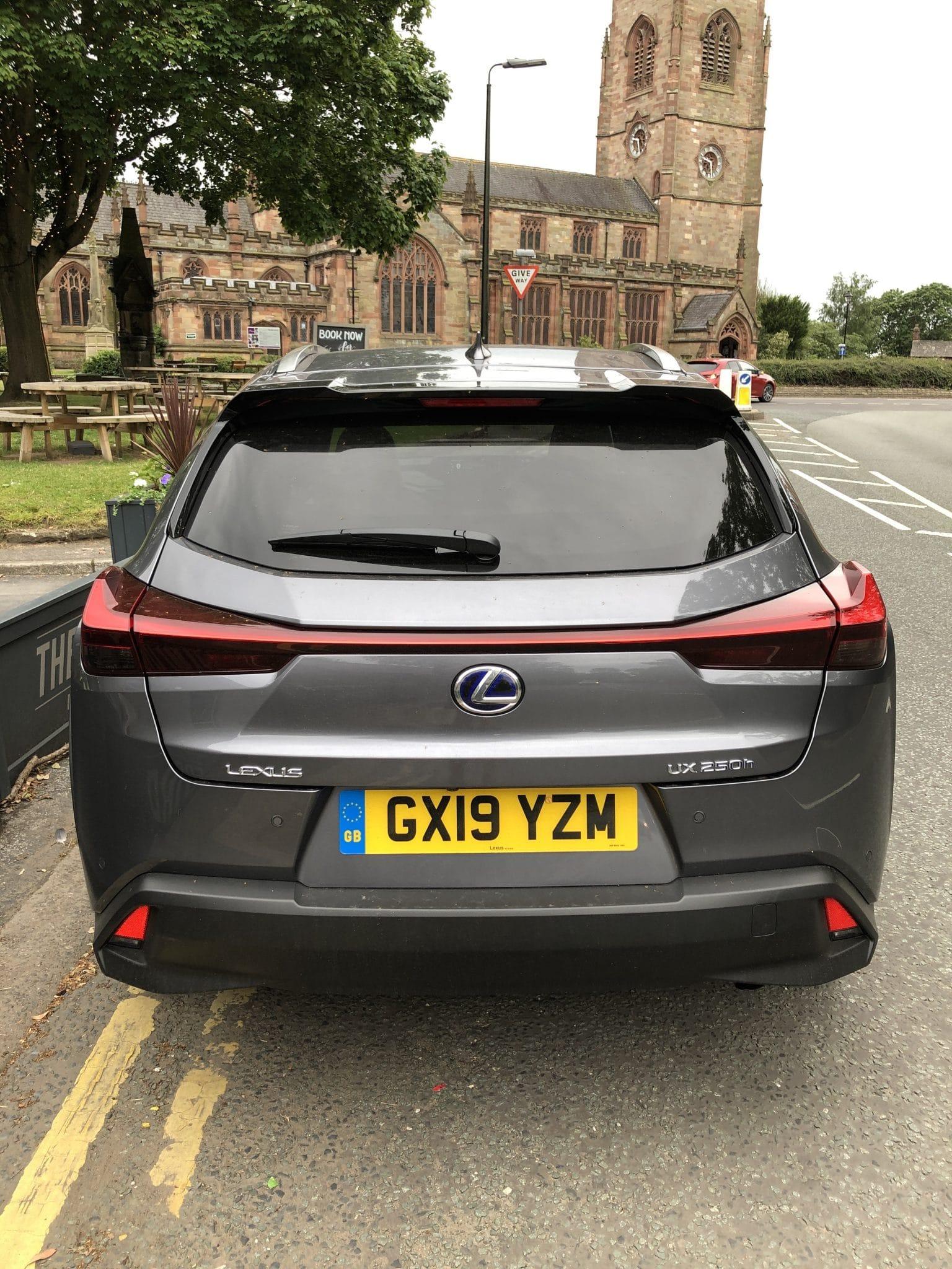 Lexus UX - Company Car and Van
