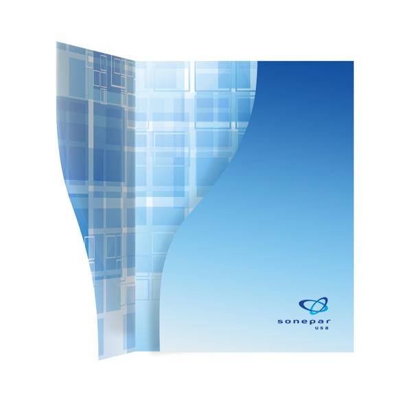 5 Dazzling Die Cut Designs for Presentation Folders