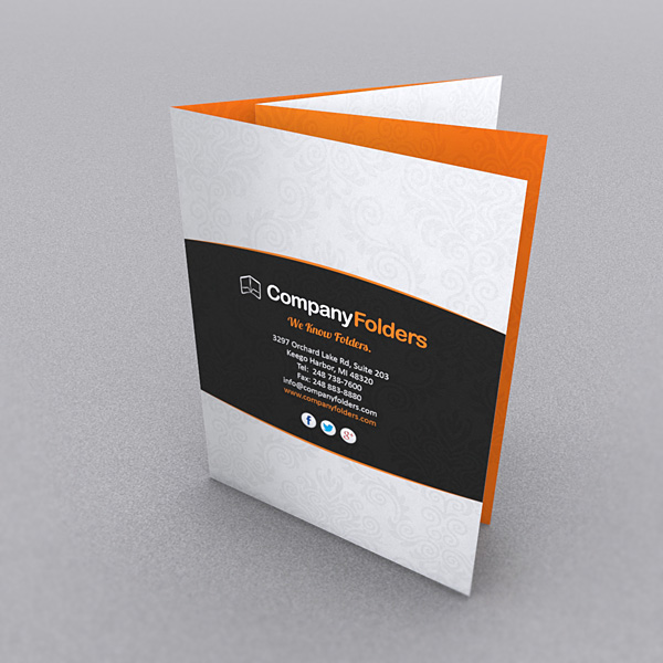 9 Stylish Folder & Brochure Folds For Print Designers
